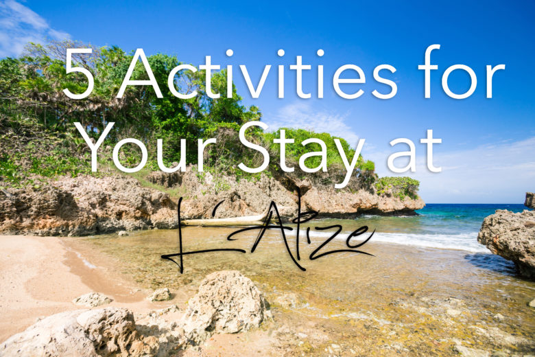 5 Roatan Activities for Your Stay at L'Alizé
